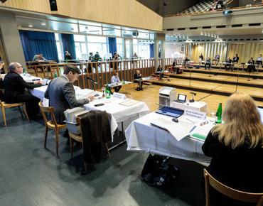 Gemeinderat Grenchen