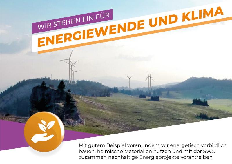 Energiewende und Klima