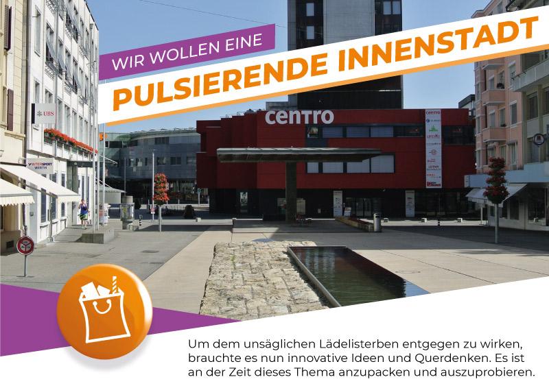 CVP Agenda - Innenstadt