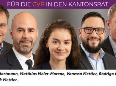 CVP Grenchen – KR-Wahlen 2021