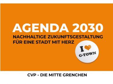 AGENDA 2030 CVP DIE Mitte