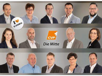 CVP Grenchen GR-Wahlen 2021